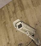 En övervakningskamera