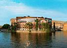 Riksdagshuset där beslutet om att tillträda FN-konventionen togs.