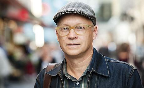 Porträtt av Björn Siesjö