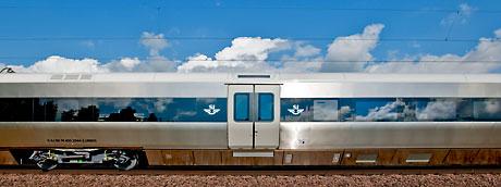 Sjs nya snabbtåg