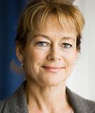 Kulturminister Lena Adelsohn Liljerot
