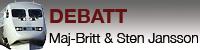 Debattvinjett Maj-Britt och Sten Jansson