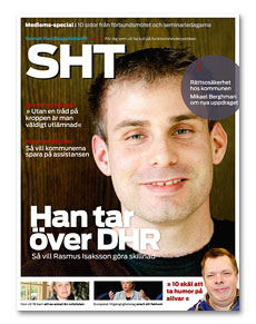 Omslaget till SHT 6-2013. Rasmus Isaksson