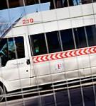 En färdtjänstbuss