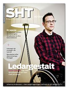 Omslaget till SHT 2. Petter Edström