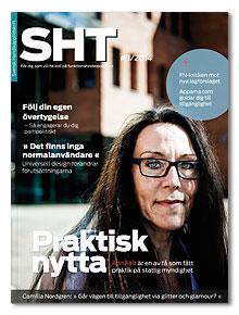 Omslaget till SHT 3-2014.