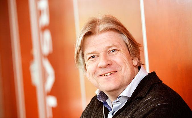 Porträtt Per-Olof Hedvall